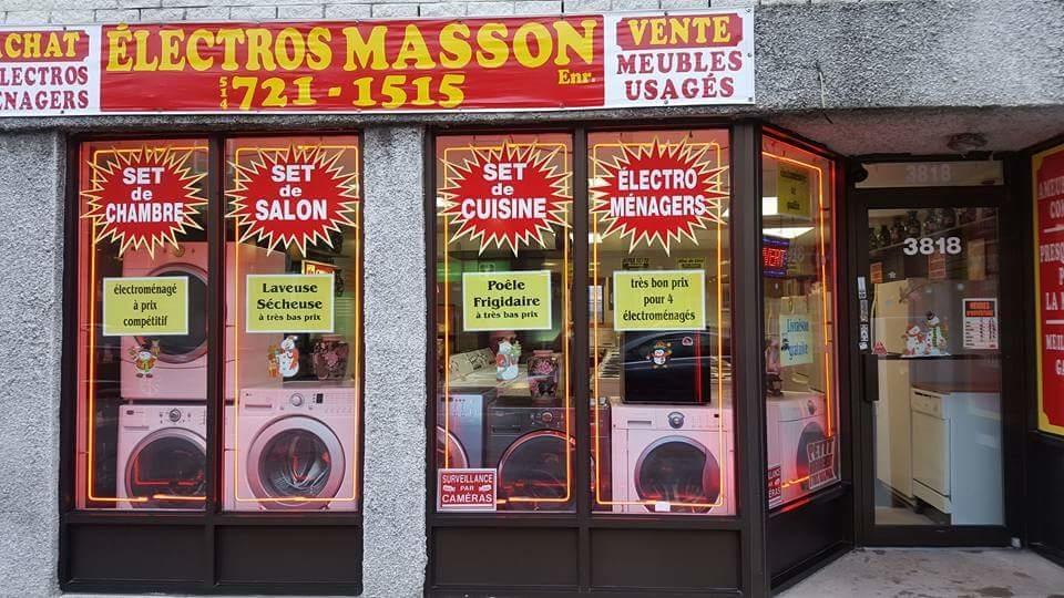 Électros Masson à Montréal
