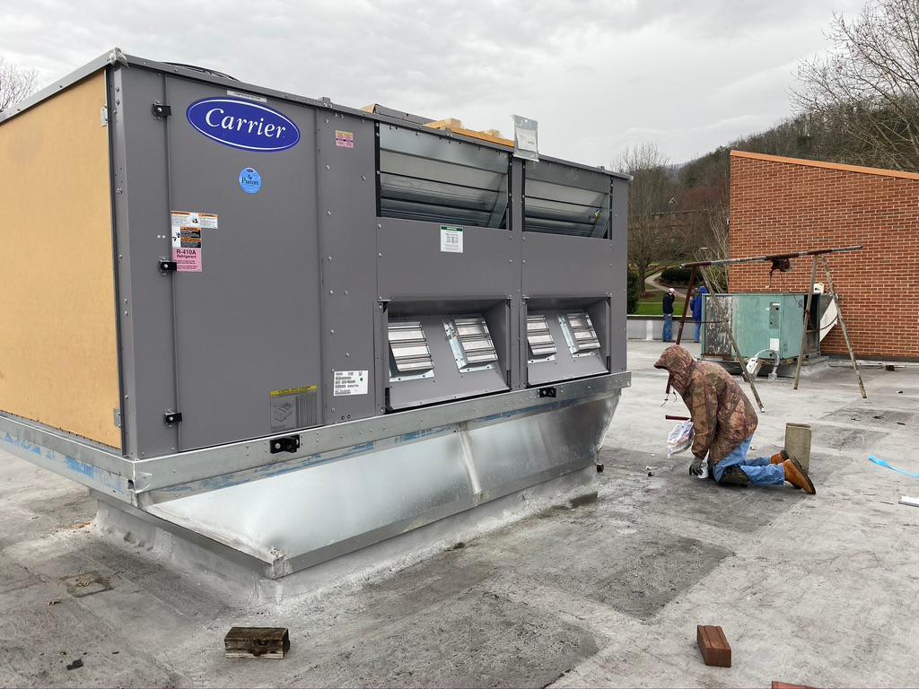 Mundy's Heating & Air Inc