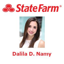 Dalila D. Namy - State Farm Insurance Agent image 1