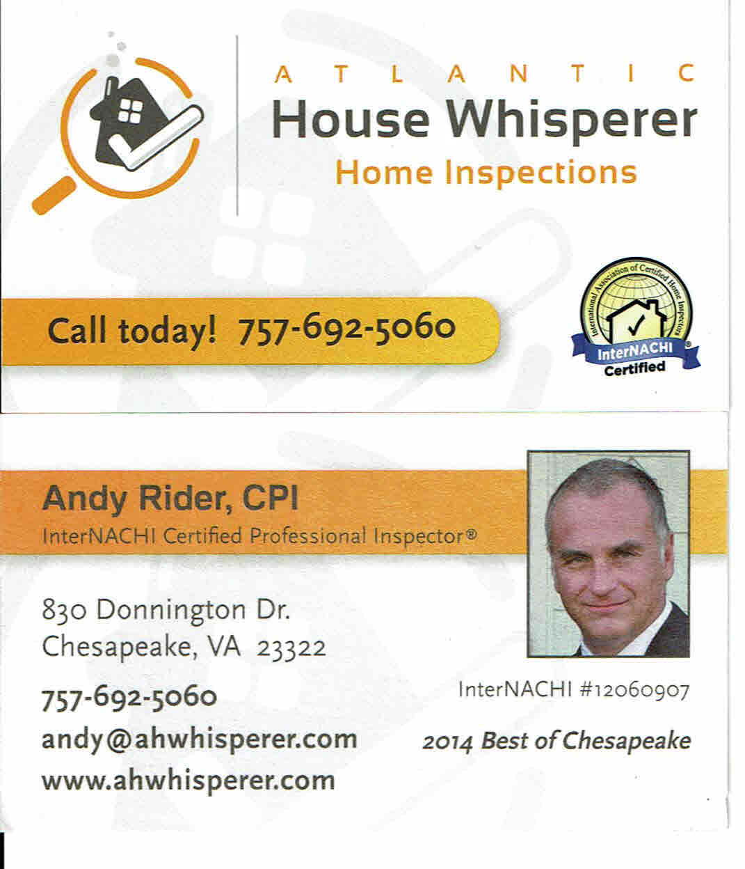 Atlantic House Whisperer LLC image 0