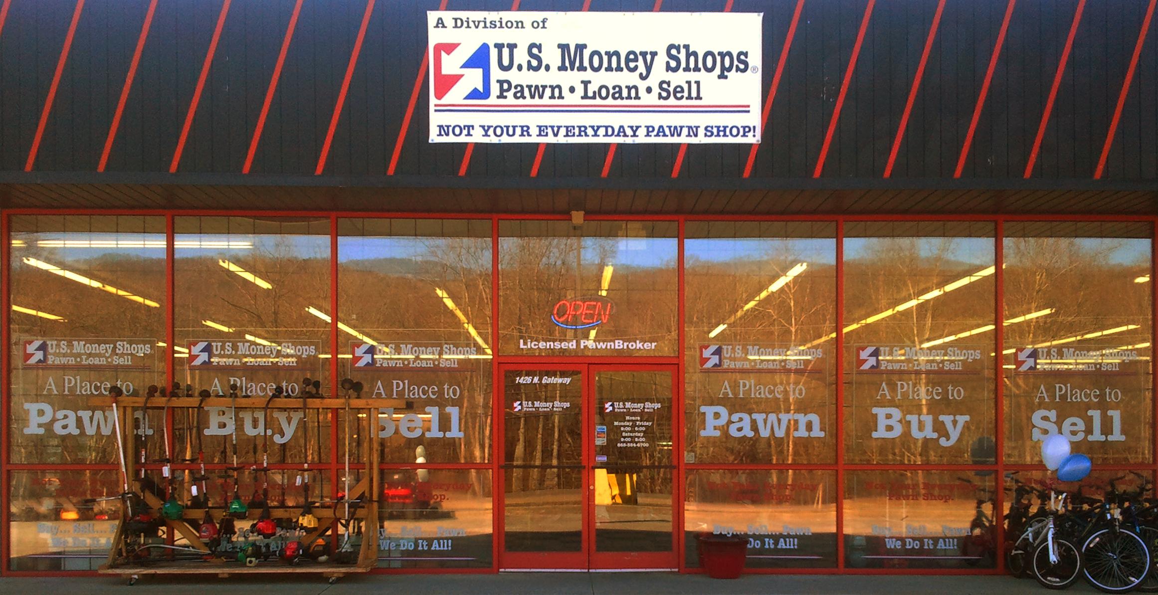 U.S. Money Shops image 1