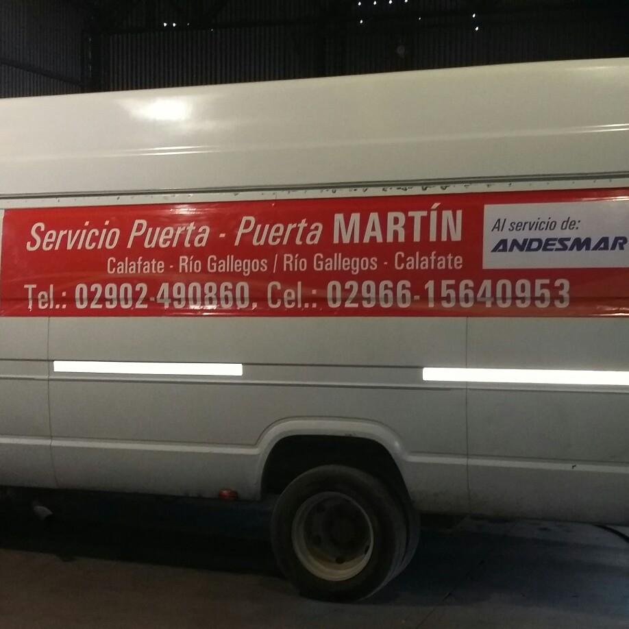 Servicios Puerta a Puerta Martin