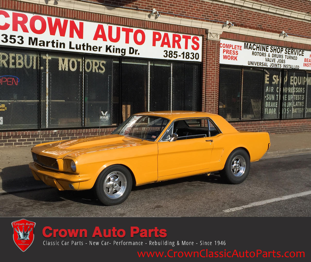 Crown Auto Parts & Rebuilding image 23