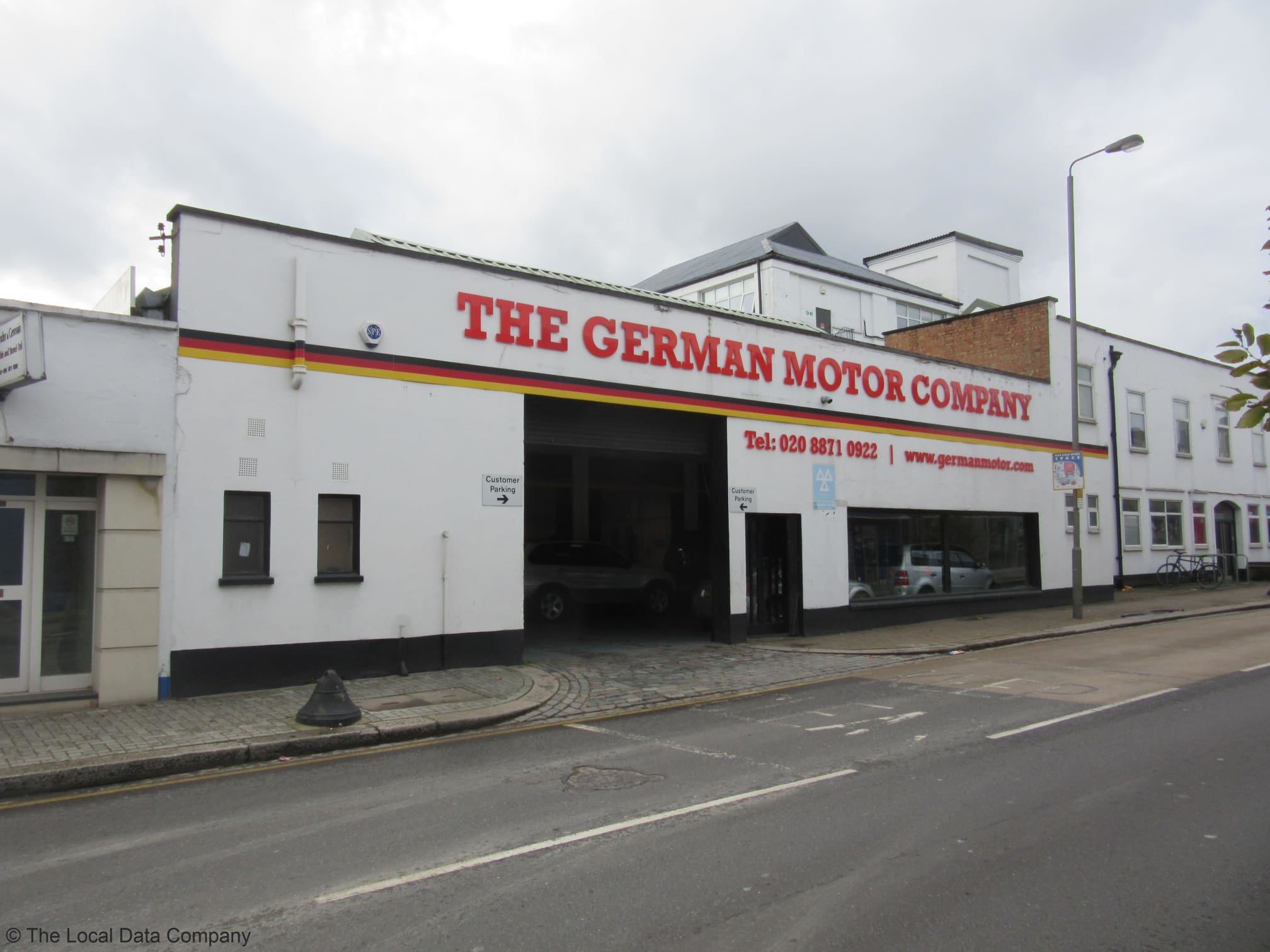 The German Motor Co