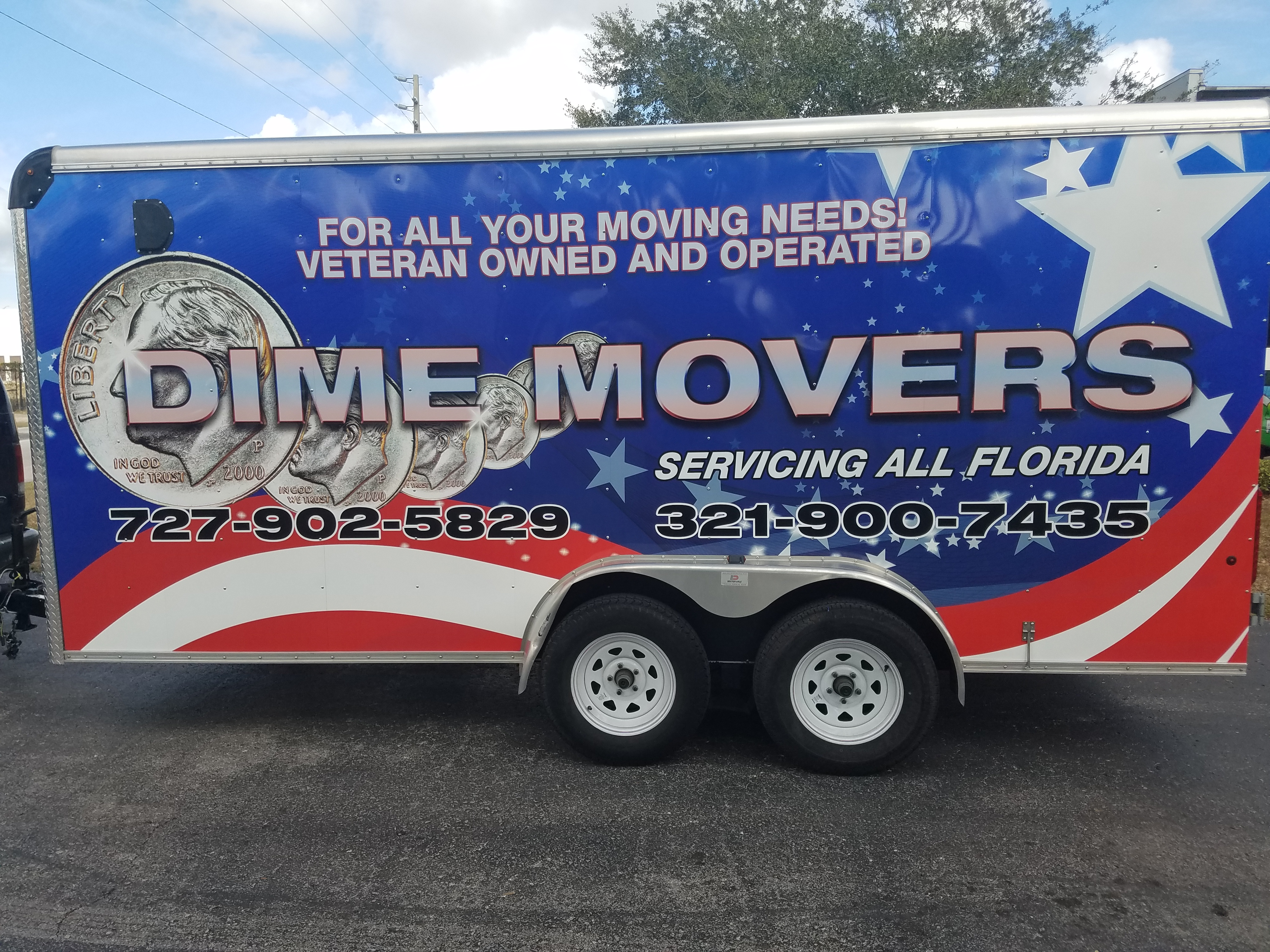 The Dime Moving Company LLC image 0