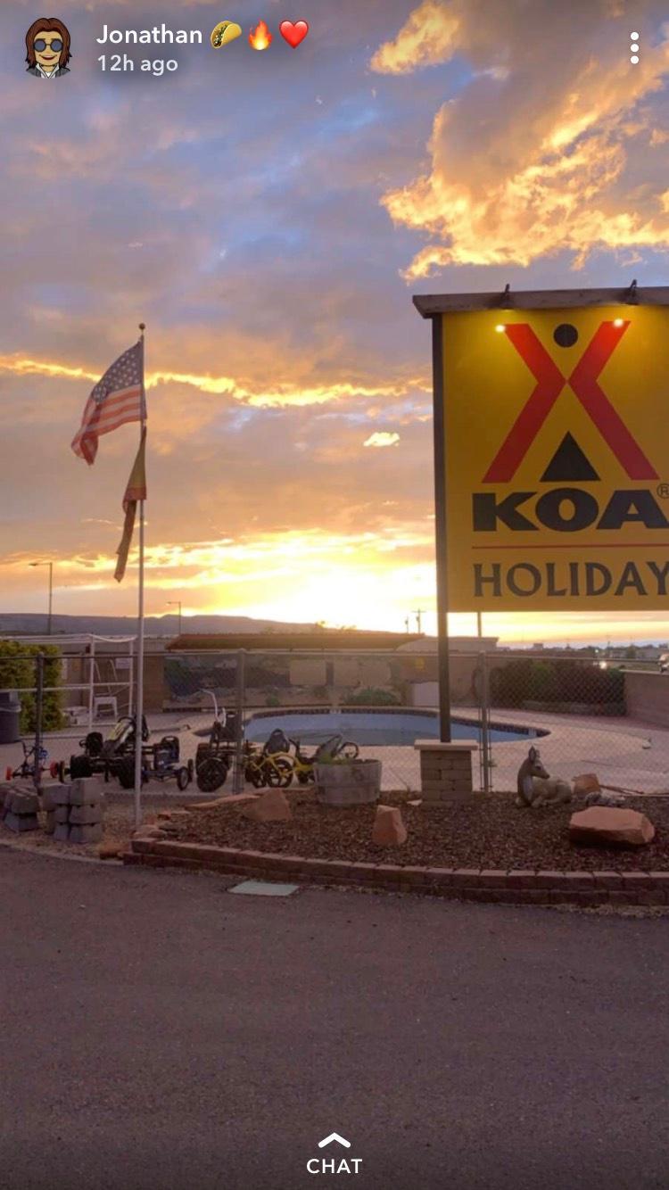 Grand Junction KOA Holiday