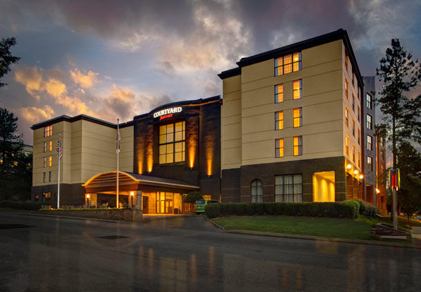 Courtyard by Marriott Atlanta Decatur Downtown/Emory image 0