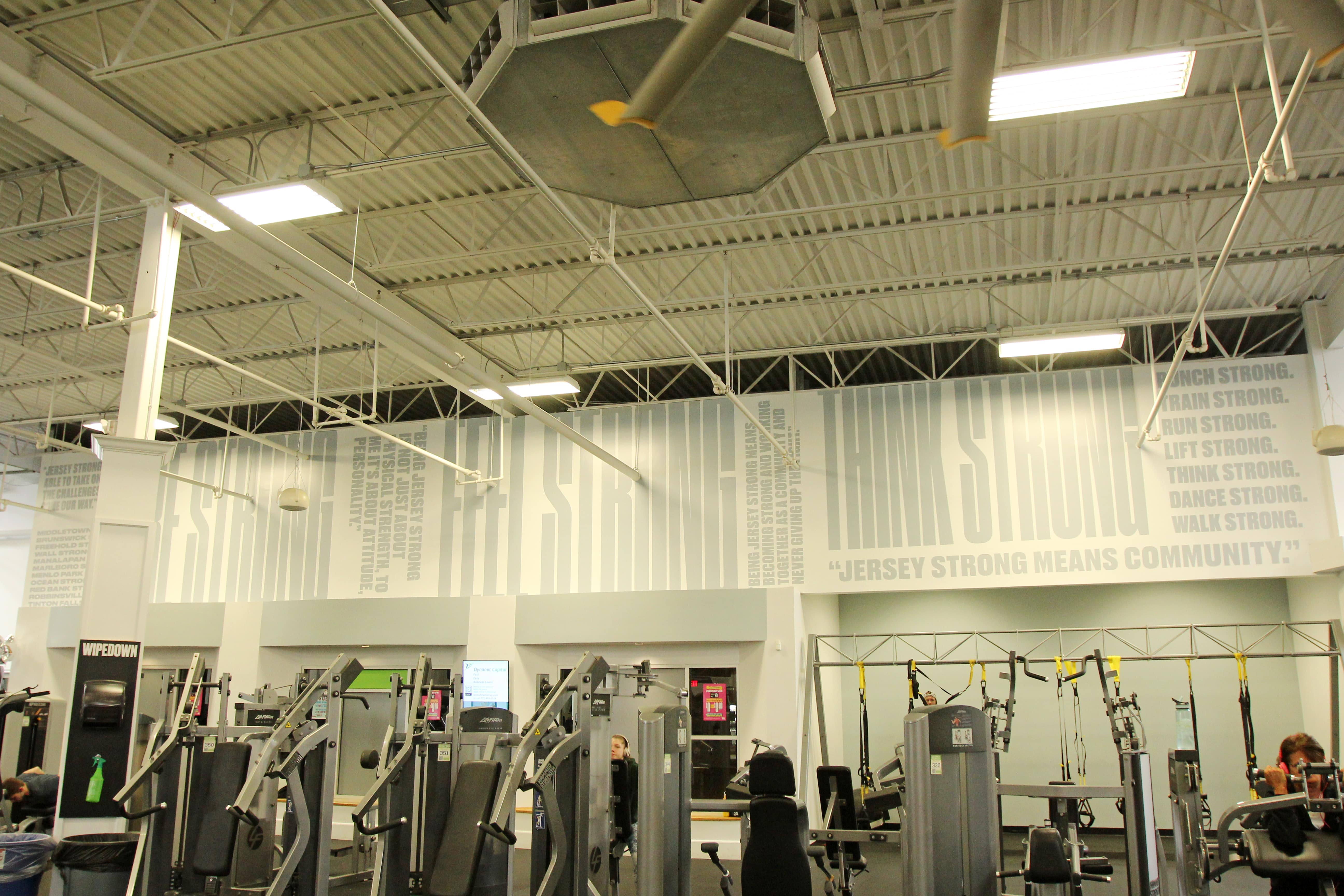 Jersey Strong Gym In 300 Gordons Corner Rd Manalapan Nj 07726