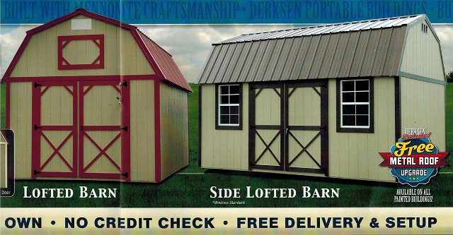 Kevin's Portable Buildings image 0