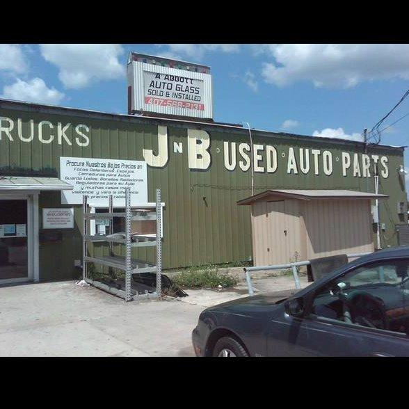 J and B Used Auto Parts