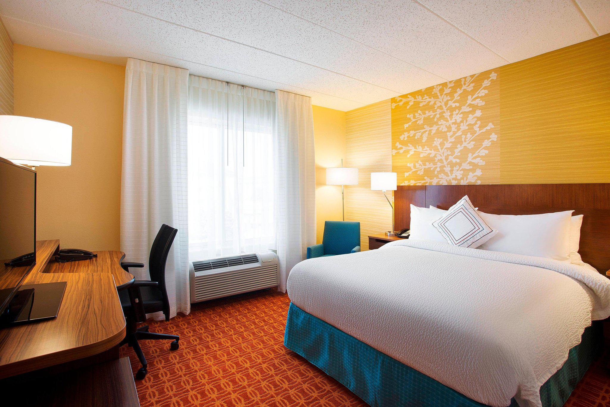 Fairfield Inn & Suites by Marriott Chicago Midway Airport