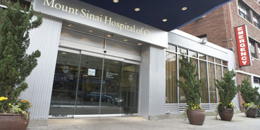 Mount Sinai Queens image 0