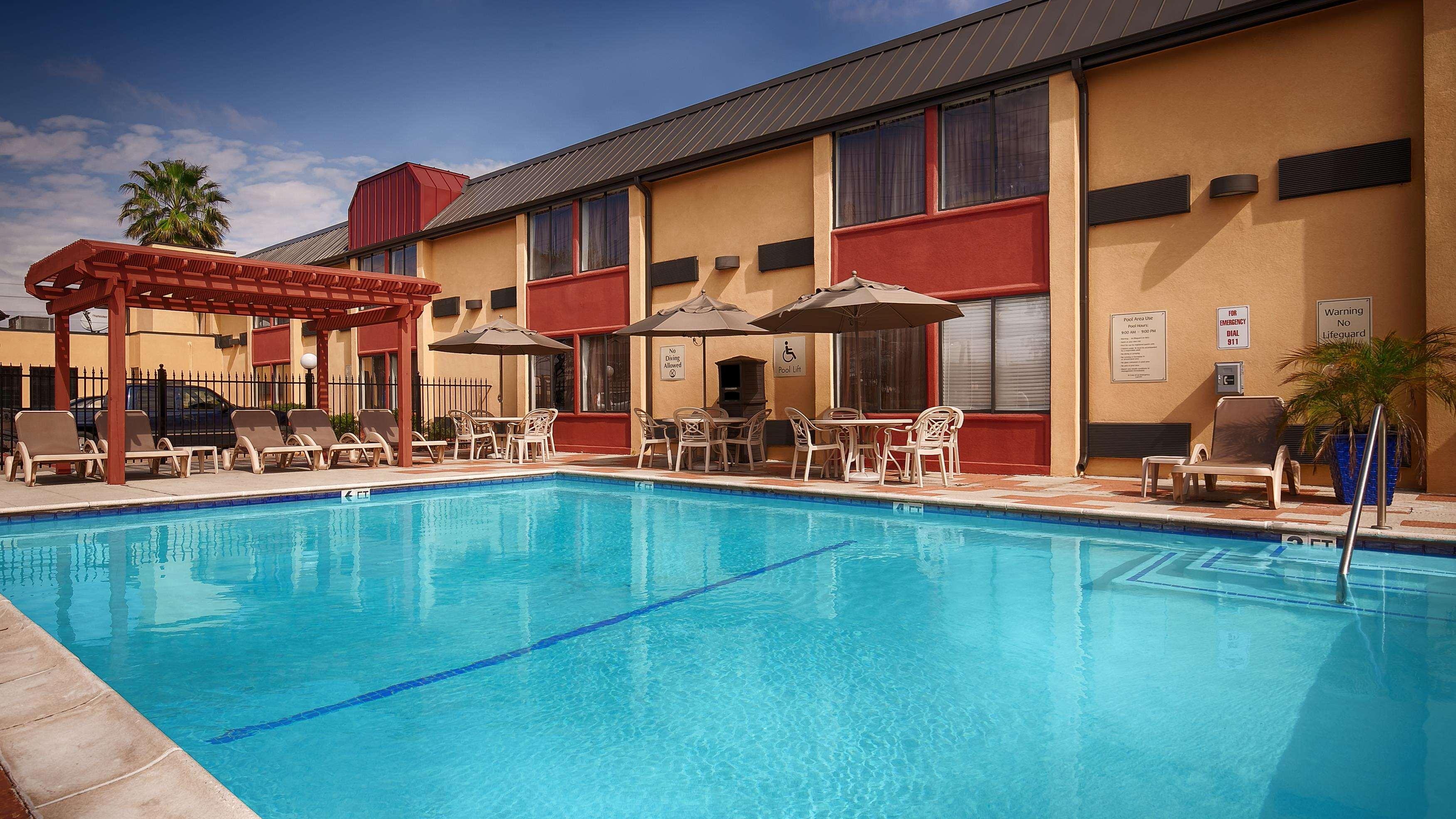 Best Western Webster Hotel, NASA image 1