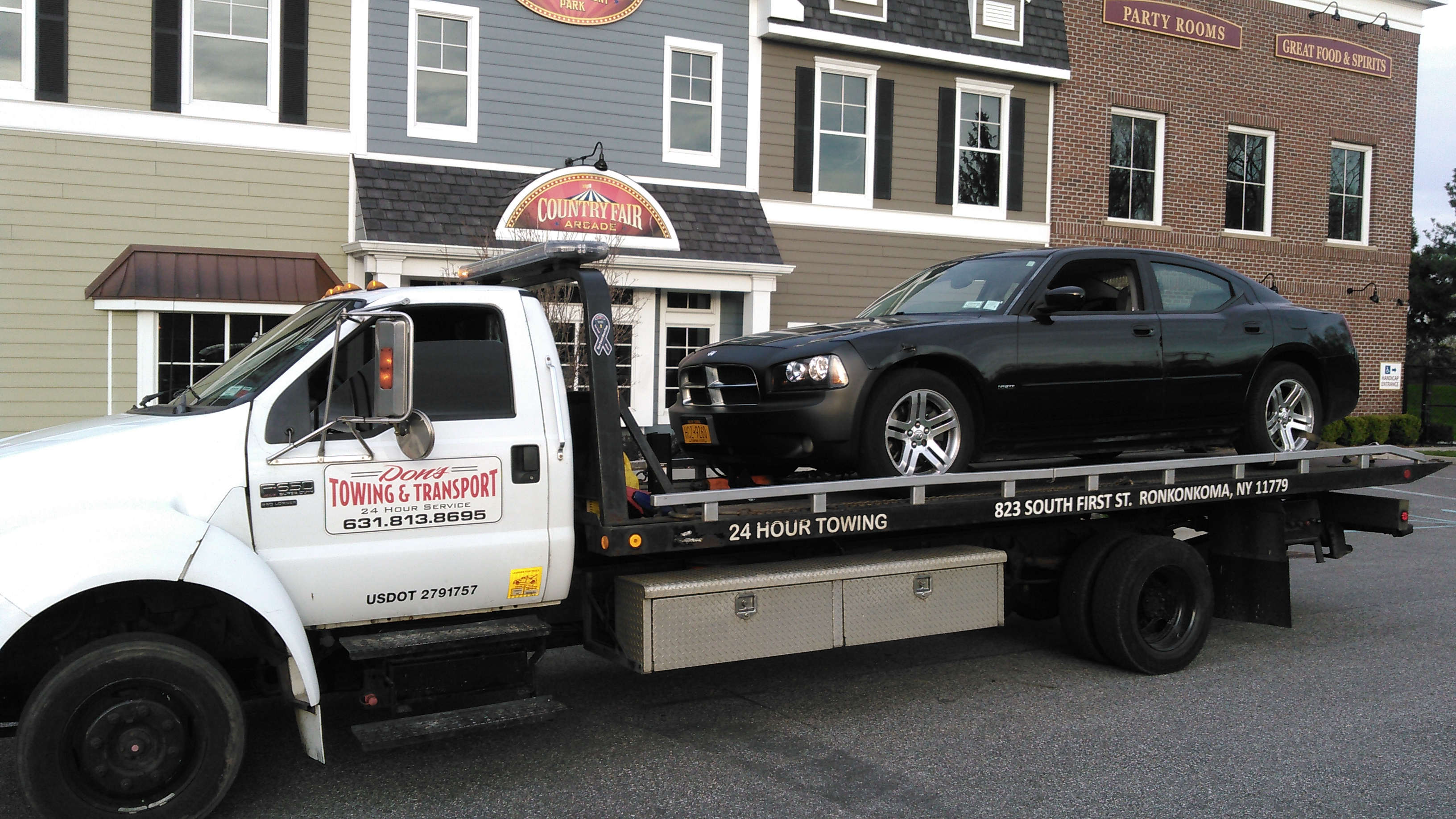 Don's Towing & Transportation NY image 12