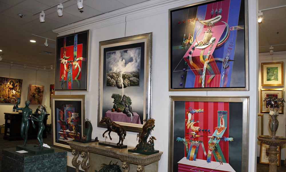 Fine Line Design Art Gallery : Centaur galleries las vegas nv dexknows