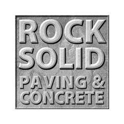 Rock Solid Paving & Concrete