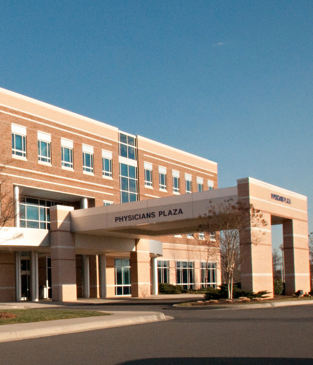 OrthoCarolina Huntersville Physical Therapy