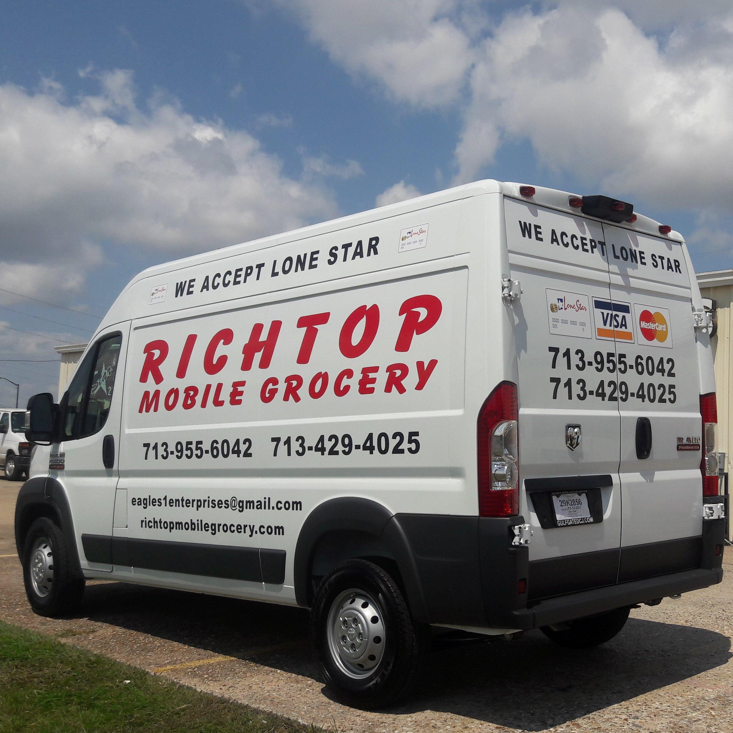 RICHTOP Mobile Grocery