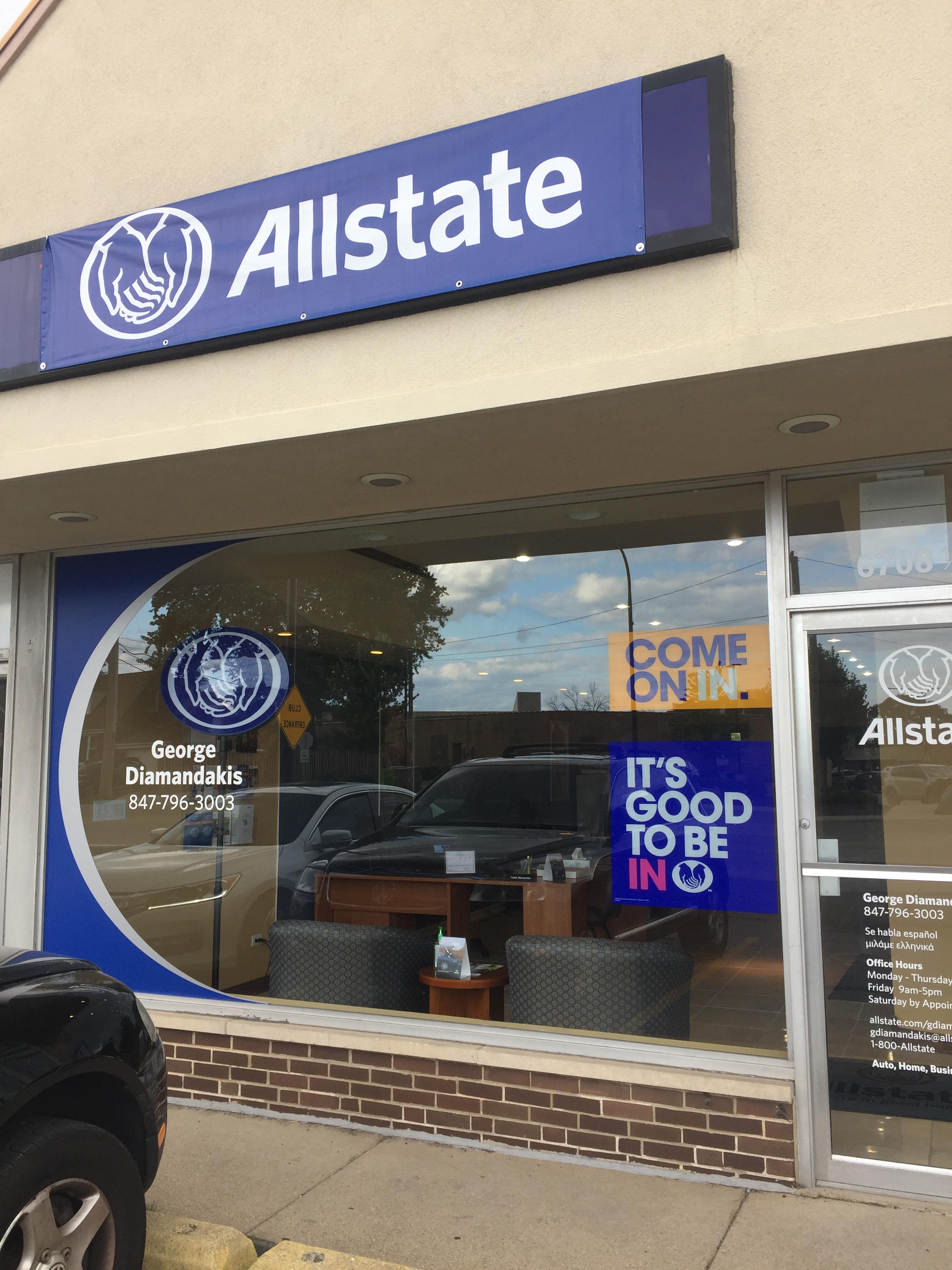 Allstate Insurance Agent: George Diamandakis image 3
