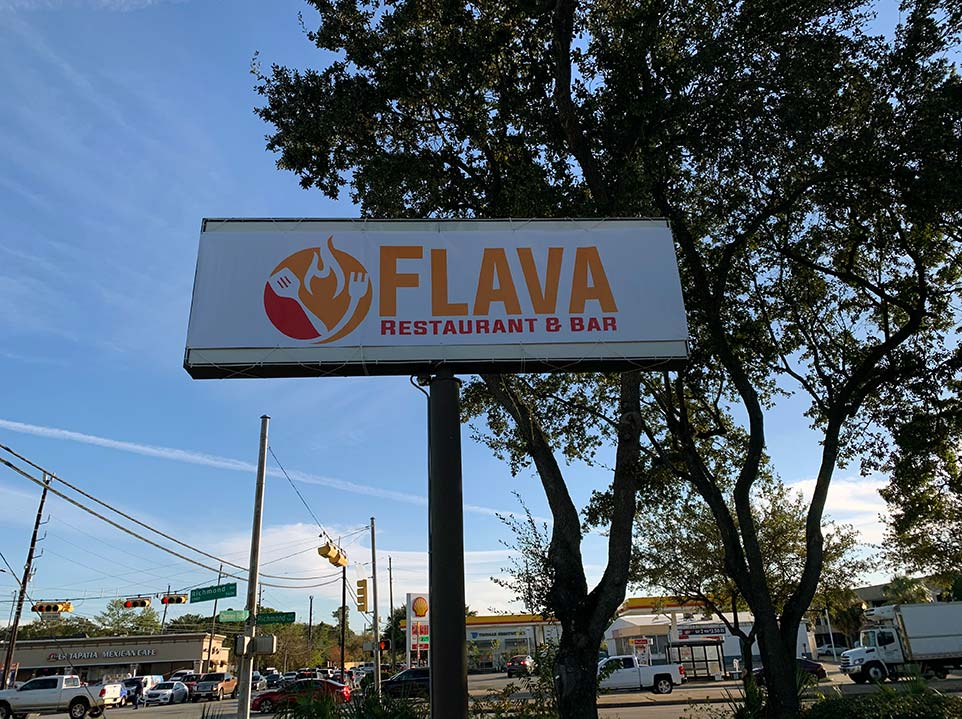 Flava Restaurant & Bar