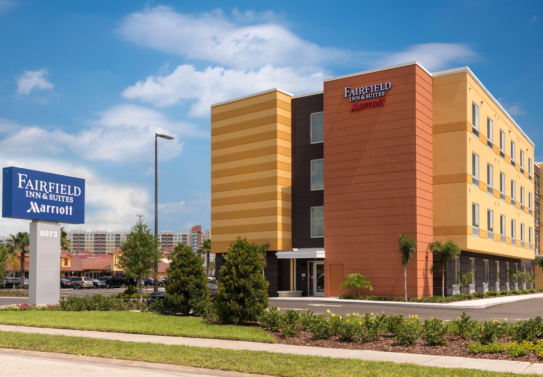 Fairfield Inn & Suites by Marriott Orlando Kissimmee/Celebration image 1
