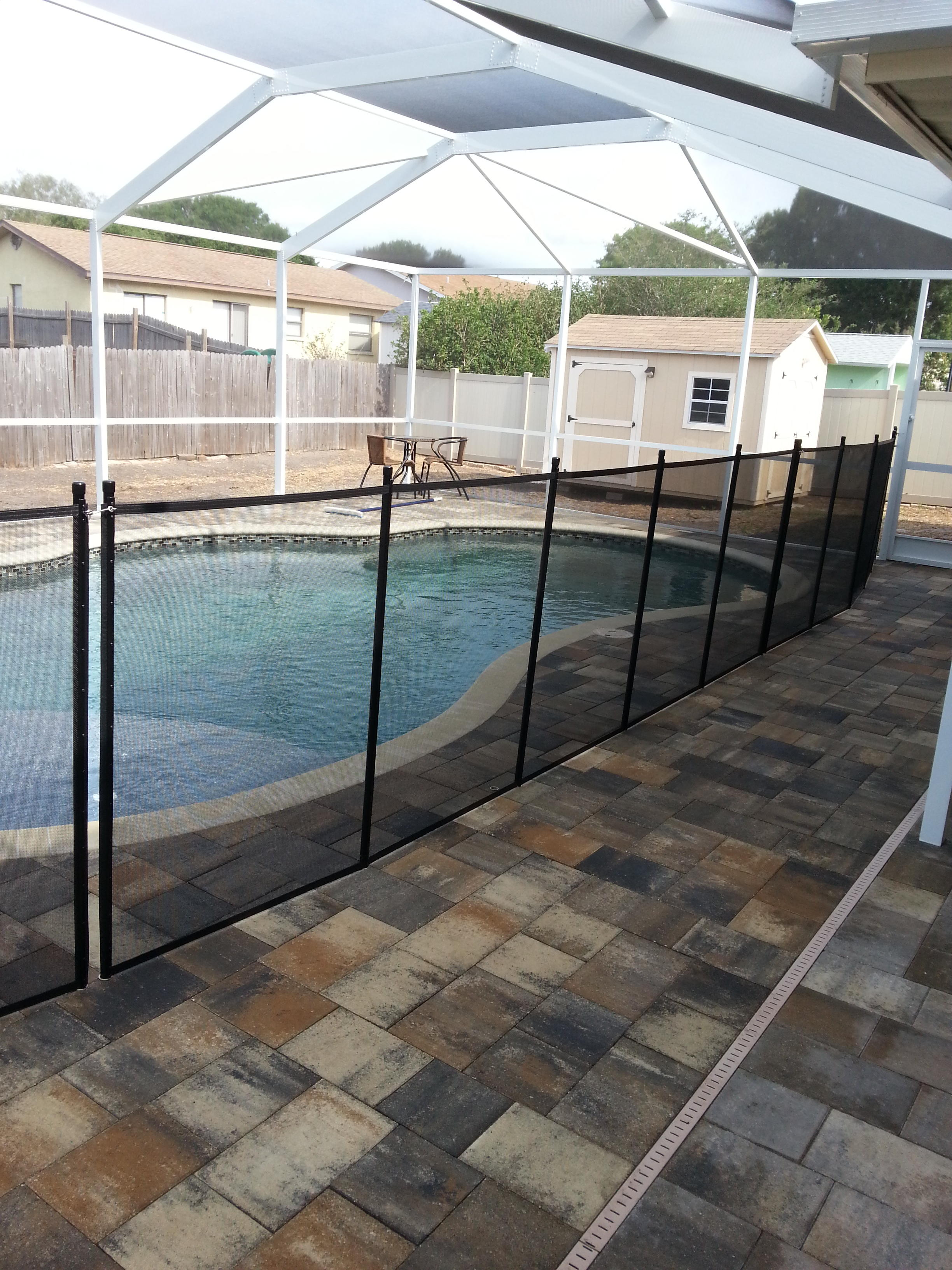 Childcare Pool Fence Systems image 2
