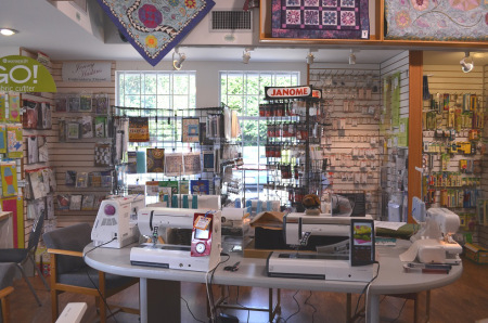 Snip & Stitch Sewing Centre Ltd in Nanaimo