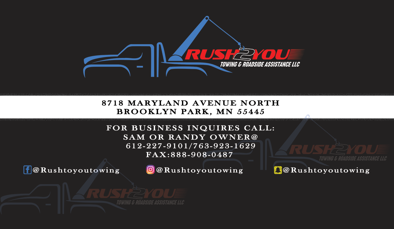 Rush2You Towing & Roadside Assistance image 5