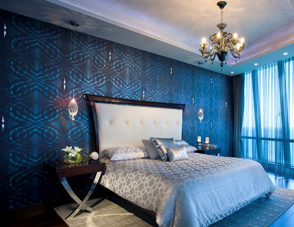 Glamourous Bedrooms in sync with Feng Shui #pfunerdesign