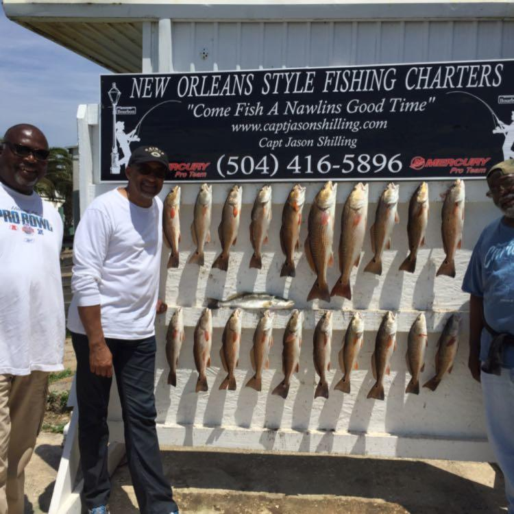 New Orleans Style Fishing Charters LLC image 59