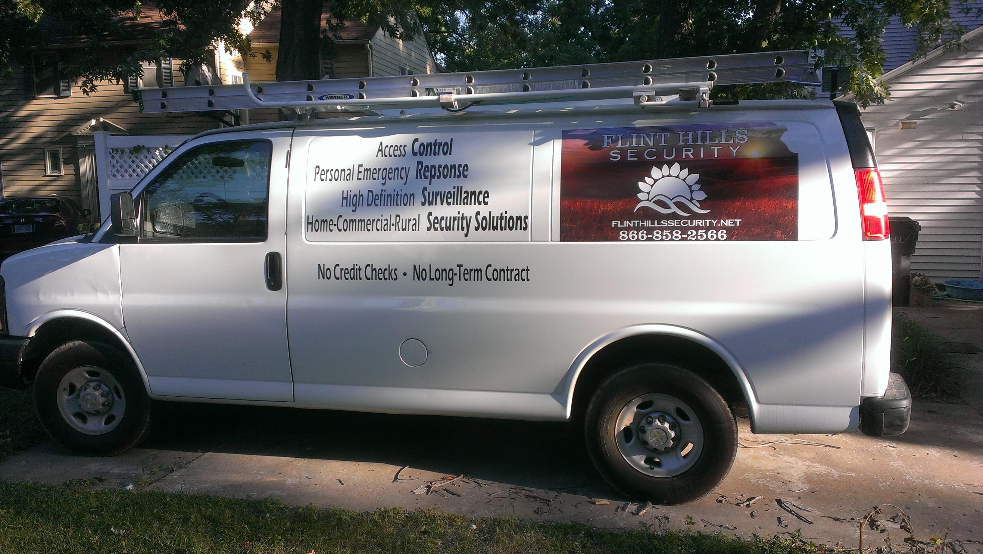 Flint Hills Security - ad image