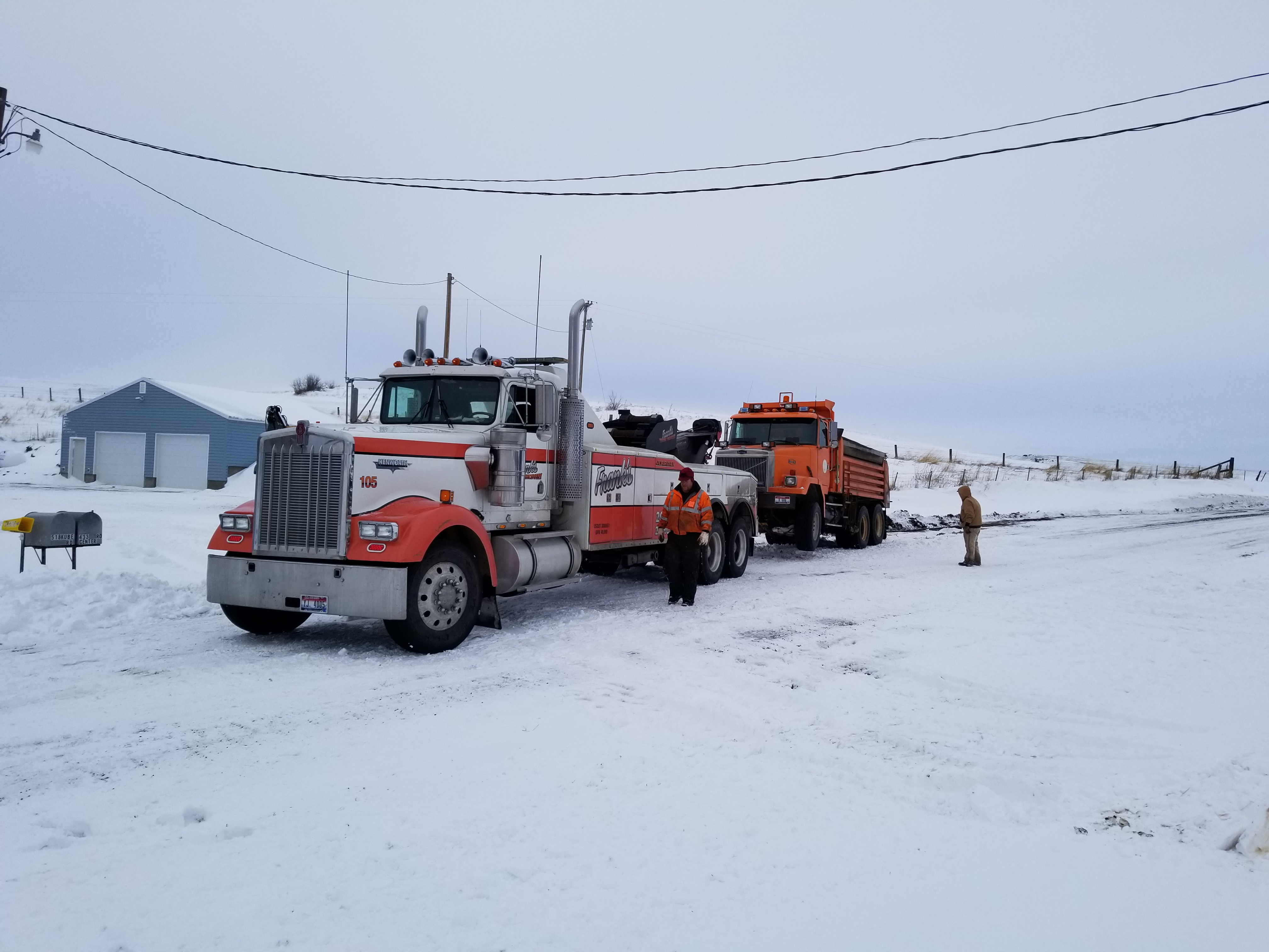Frank's Towing & Recovery LLC image 1