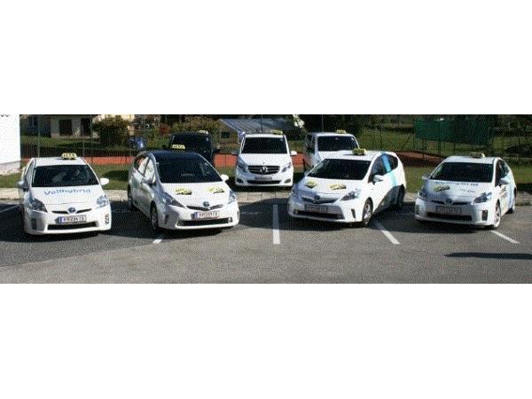 City Taxi - Treiber Taxi KG