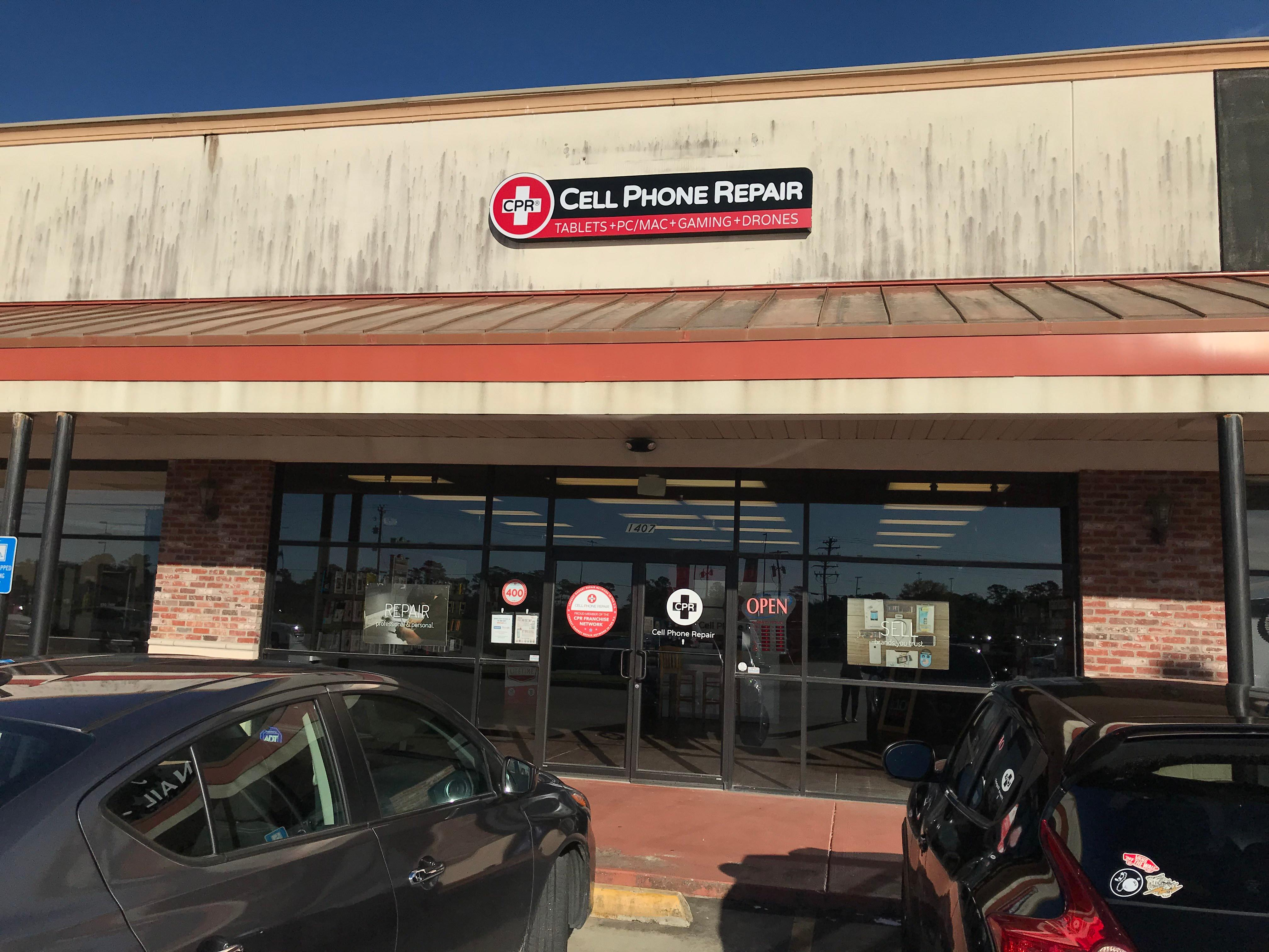 CPR Cell Phone Repair Picayune image 0