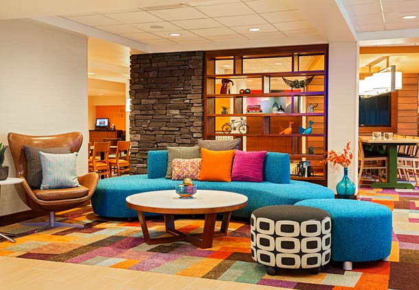 Fairfield Inn & Suites by Marriott Rochester West/Greece image 1