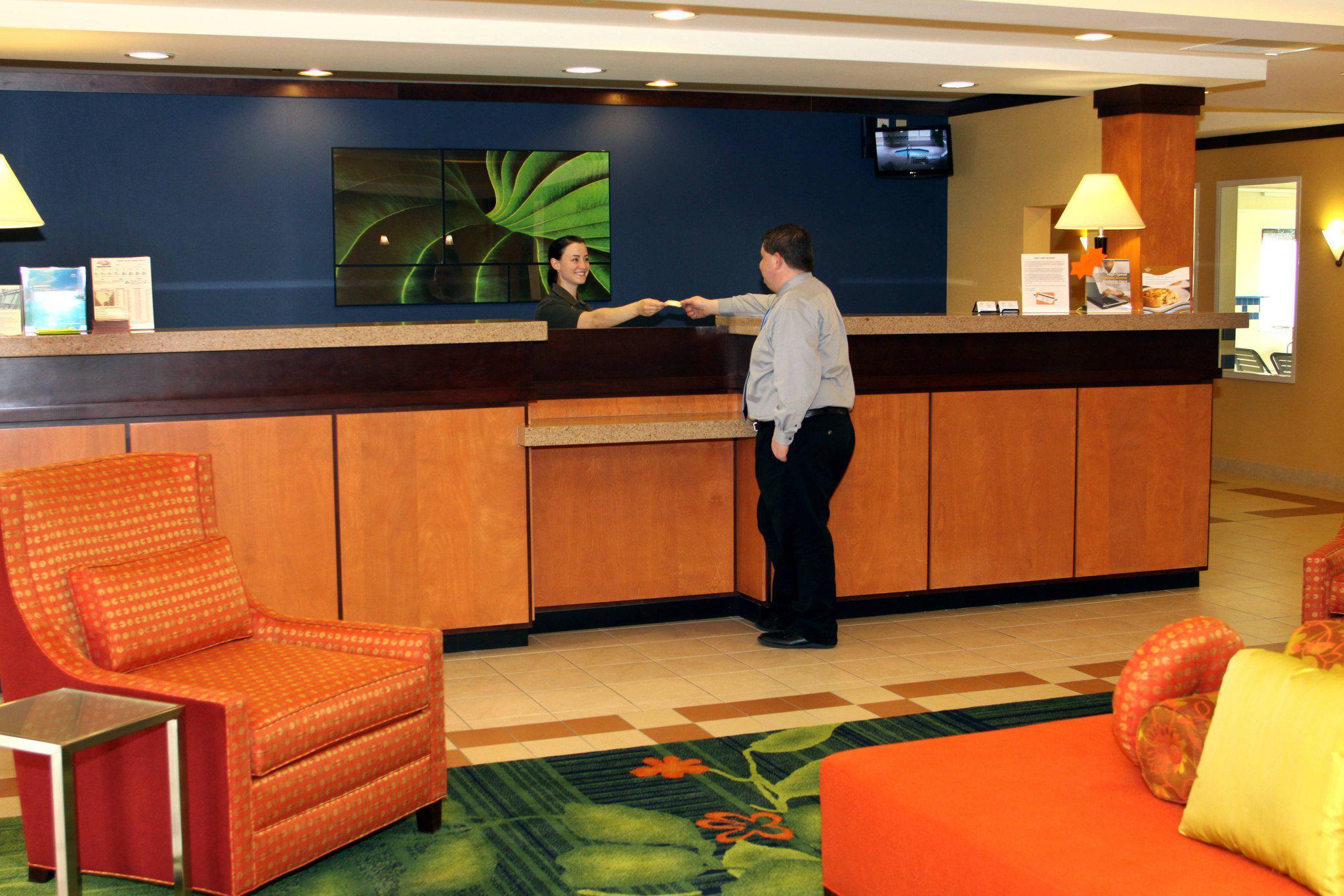 Fairfield Inn & Suites by Marriott Marion