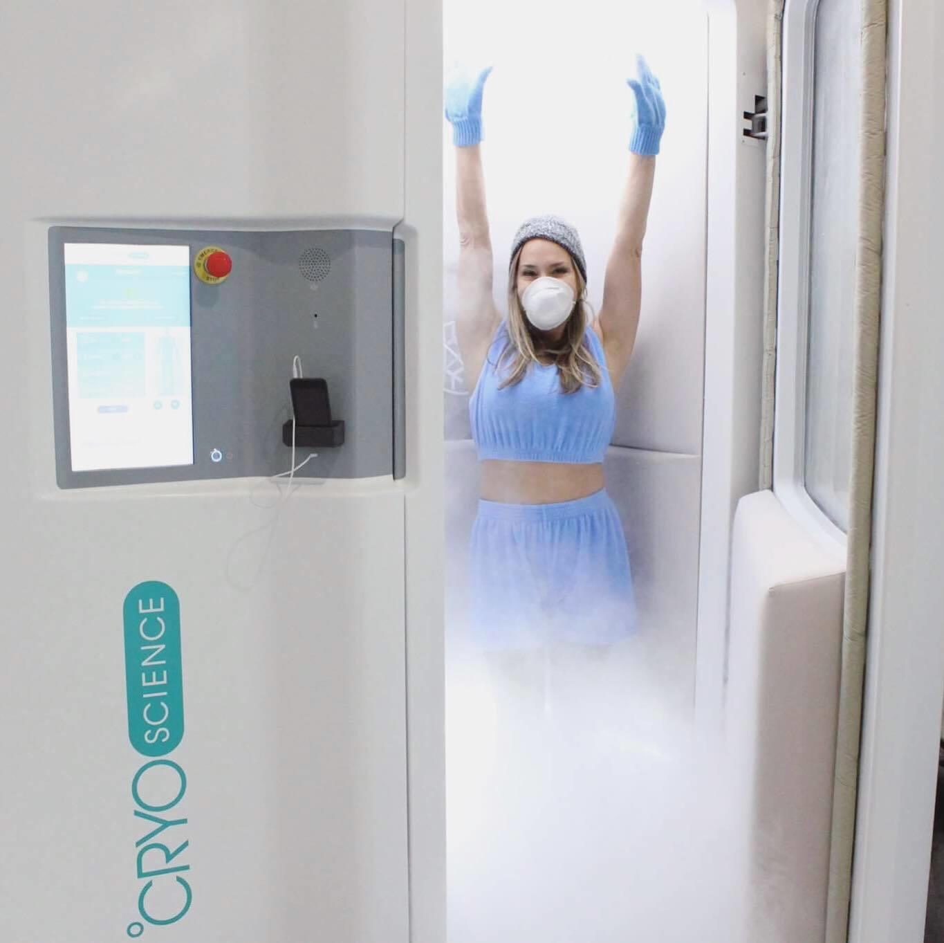 Recovery Zone Cryotherapy image 3