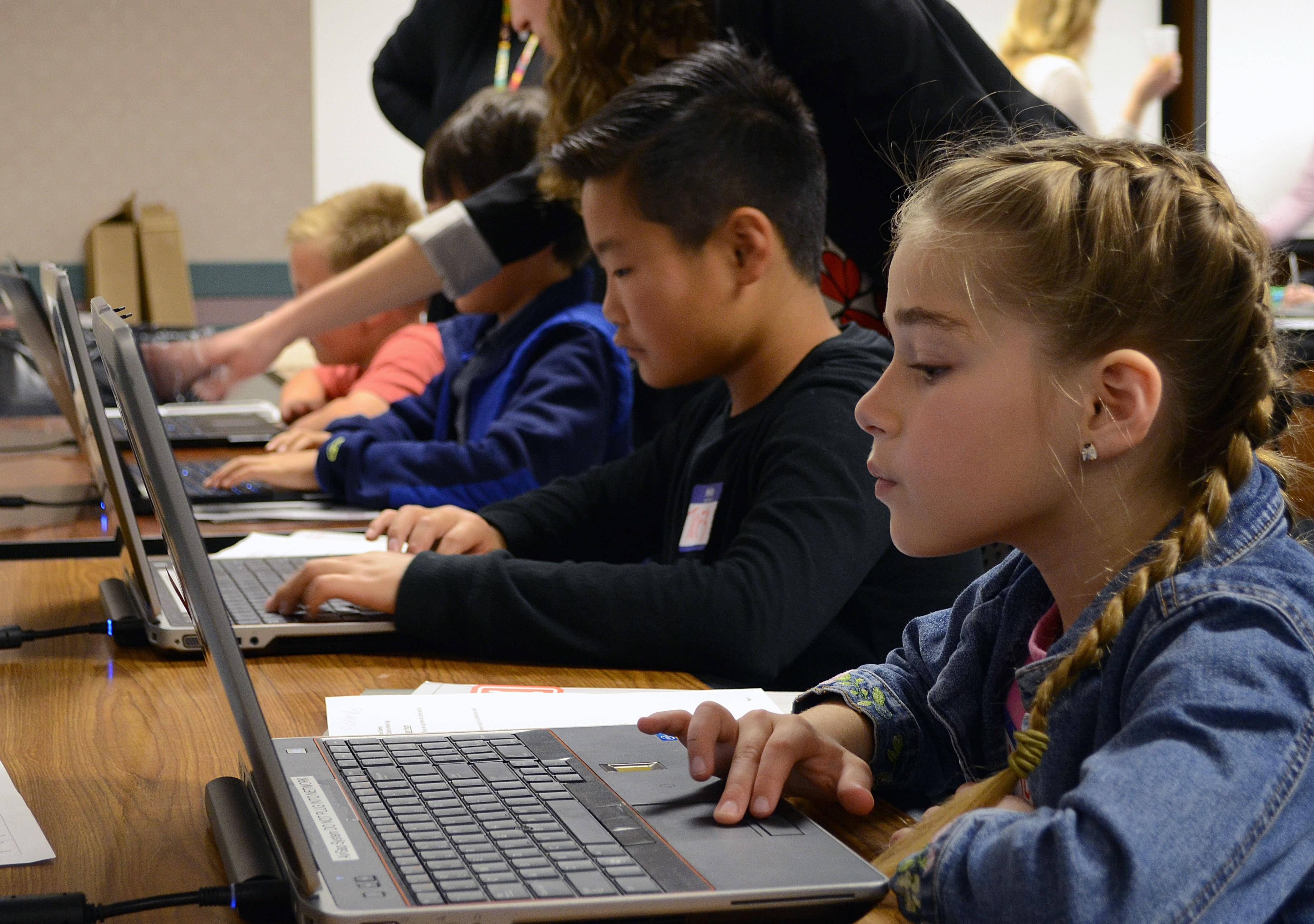 Launch Code After School image 8
