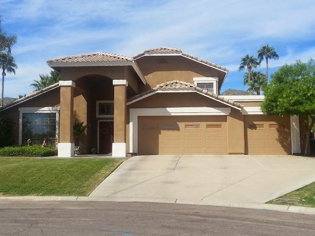 Life in color painting llc citysearch Exterior house painting chandler az