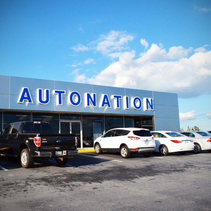 AutoNation Ford Union City