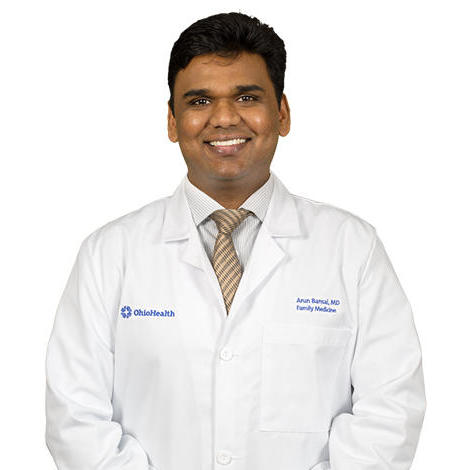 Image For Dr. Arun  Bansal MD