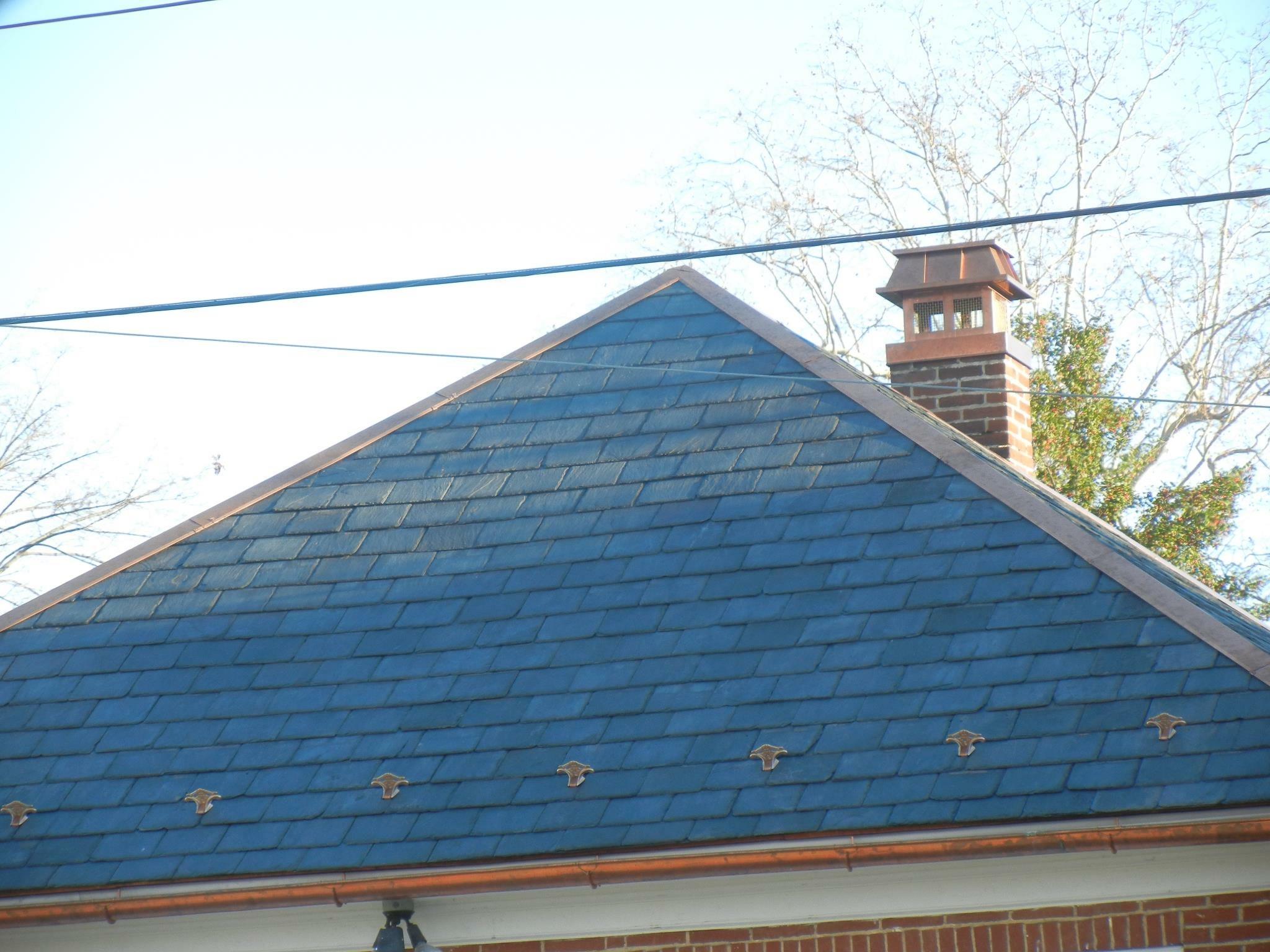 Joey Wildasin Slate Roofing image 33