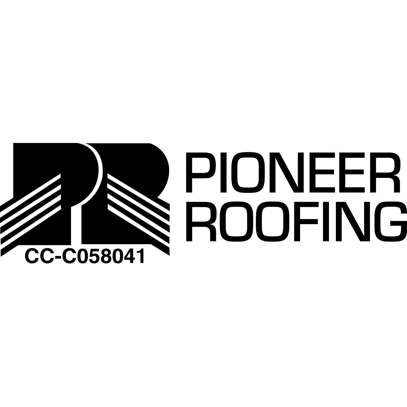 Pioneer Roofing Co Inc.