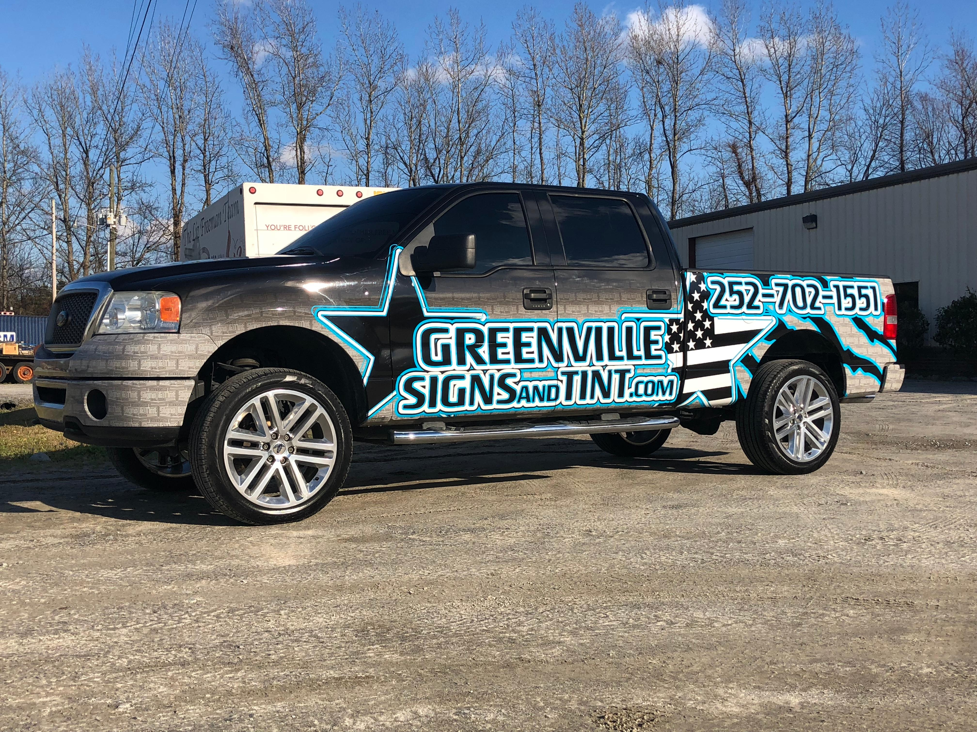 Greenville Signs & Tint image 2