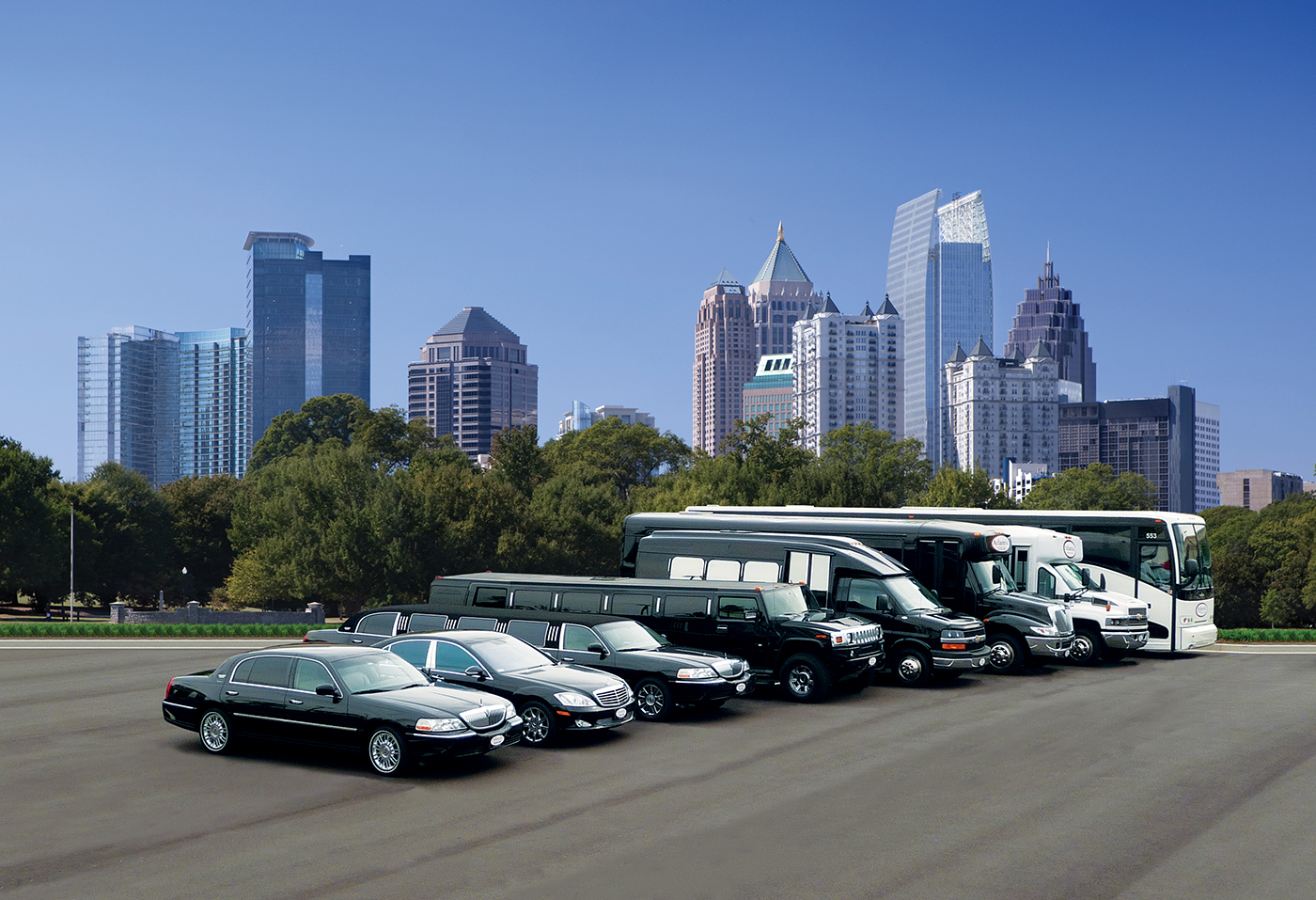 Atlantic Limousine & Transportation image 0