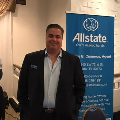 Allstate Insurance Agent: Carlos G. Cisneros