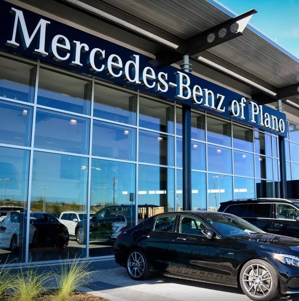 Mercedes benz of plano in plano tx whitepages for Mercedes benz repair dallas