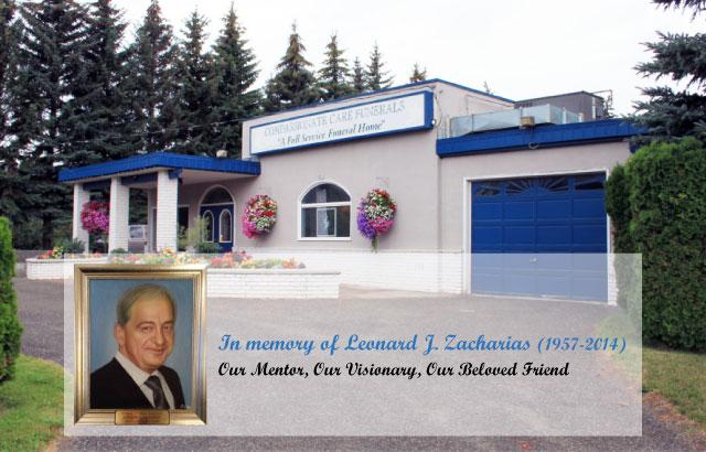Compassionate Care Funerals in Williams Lake