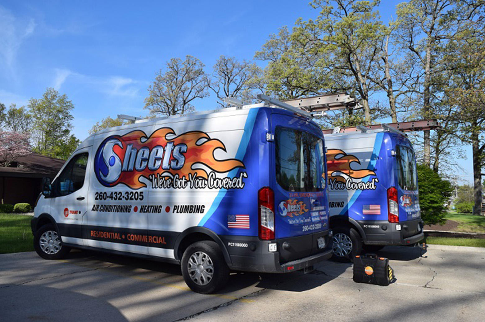 Sheets Air Conditioning, Heating & Plumbing, Inc. image 1