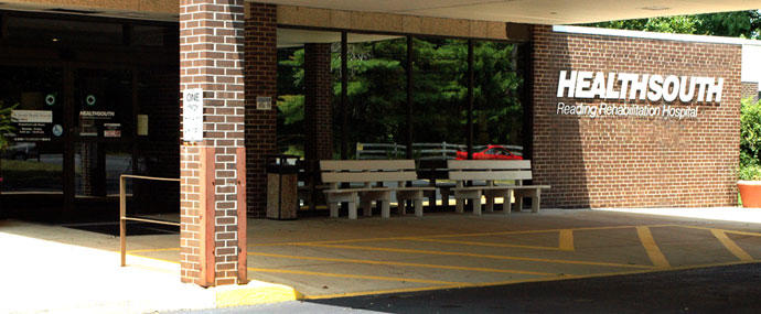 HealthSouth Reading Rehabilitation Hospital image 0